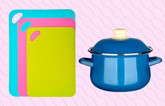 Vetta. Кухонная посуда и аксессуары