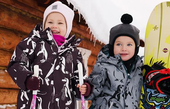 Boom! By Orby. Верхняя одежда для детей