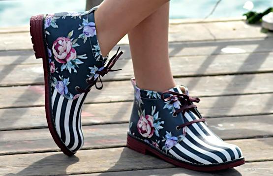 Neefs. Дизайнерская обувь с яркими принтами