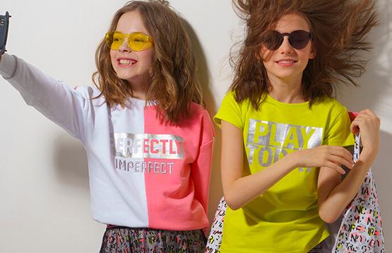 PlayToday. Коллекция весна-лето 2020 для девочек и мальчиков