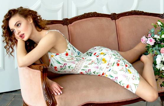 Mia Cara. Женская одежда для отдыха и сна