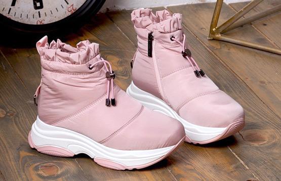 King Boots. Зимняя женская и детская обувь