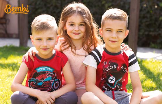 Bembi. Летняя коллекция 2019 детей 0-9 лет
