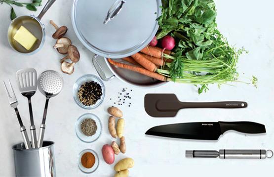 Dosh Home. Посуда и кухонные принадлежности