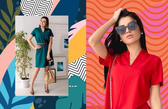 Eliseeva Olesya. Более 400 моделей женской одежды