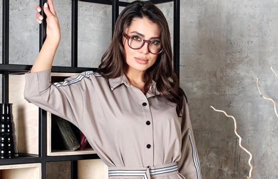 Eliseeva Olesya. Коллекция женской одежды