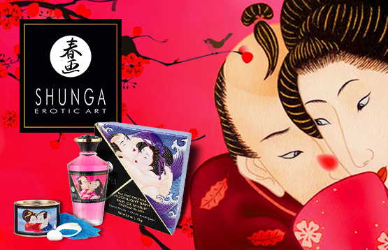 Shunga. Косметика для взрослых