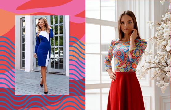 Open-Style. Коллекция женской одежды