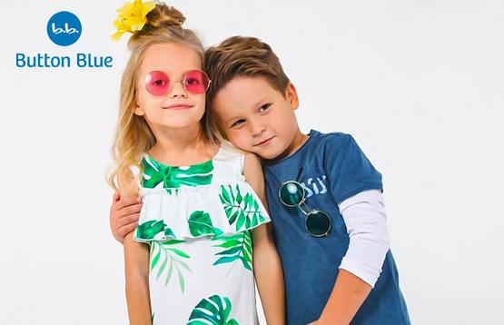 Button Blue. Летняя коллекция 2019