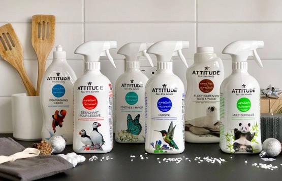 Attitude. Экологически-чистые средства по уходу за домом
