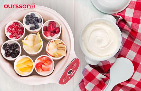 Oursson. Йогуртницы и другая кухонная техника