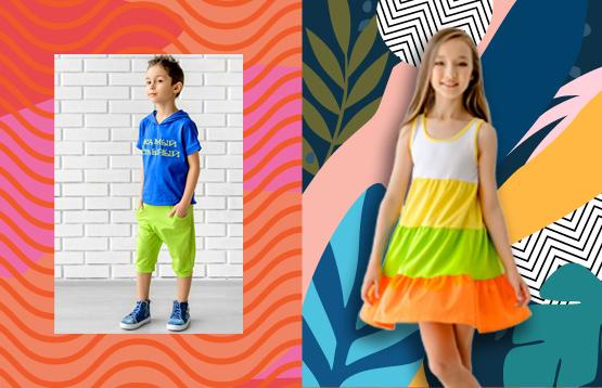Looklie. Одежда для детей 2-10 лет