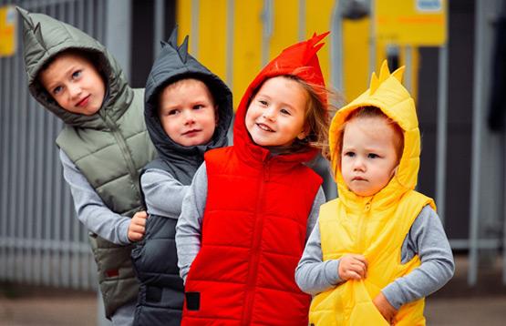Bodo. Детская одежда и шапочки
