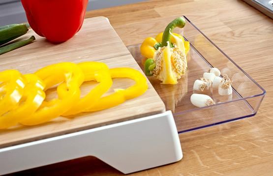 Tomorrow's Kitchen. Инновационные аксессуары для кухни