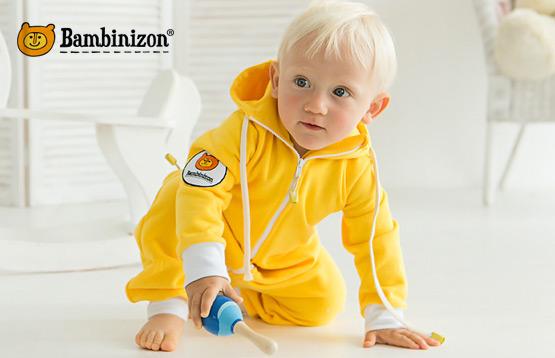 Bambinizon. Уникальные комбинезоны и другая одежда для малышей