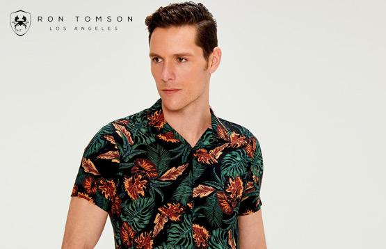 Ron Tomson. Коллекция мужской одежды