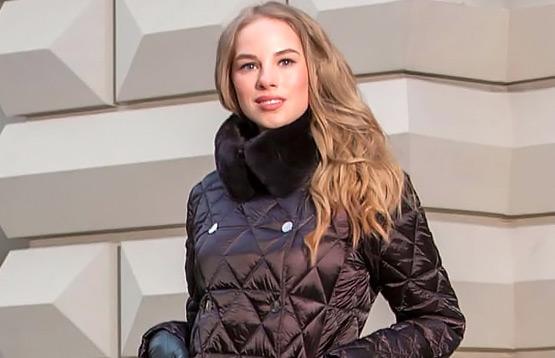 Conso. Новая коллекция женской верхней одежды