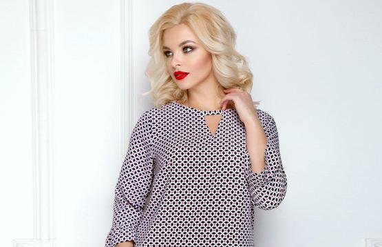 Diolche. Женская одежда широкого размерного ряда