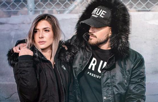 Trueprodigy. Мужская и женская одежда из Германии
