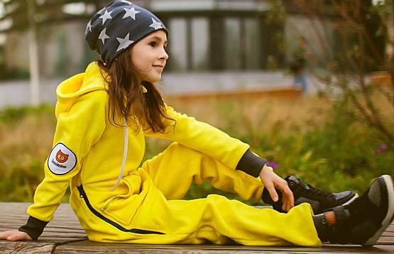 Bambinizon. Детская одежда для дома и прогулок