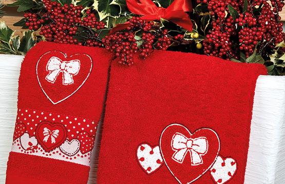 Рождественские скатерти и текстиль из Италии