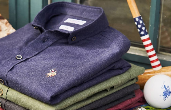 U.S.Polo Assn. Мужская коллекция