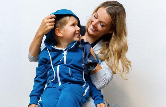 Bambinizon. Детская и взрослая одежда для дома и прогулок
