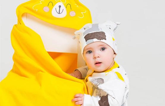 Crockid Baby. Одежда для малышей до трёх лет