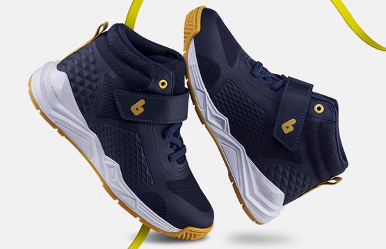 Bibi. Эргономичная детская обувь