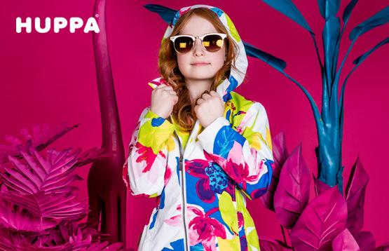 Huppa. Мембранная верхняя одежда и аксессуары
